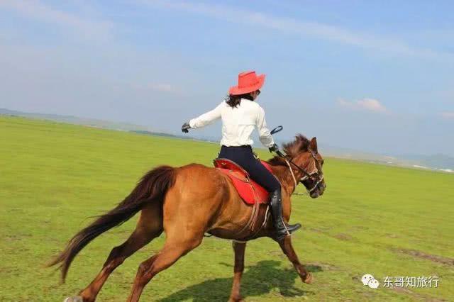谁说玩草原就要去内蒙古,北京周边就有多个草原