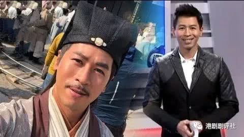 前亚视小生终于熬出头 在TVB热播剧担任重要角色演技获赞