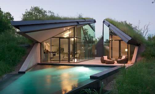 这是你的梦想家园吗带你看看那些藏起来的豪宅