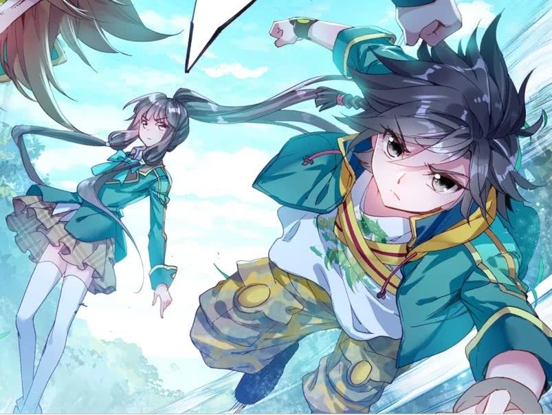终极斗罗:你知道四大特殊魂灵是啥吗,真是开了眼界了