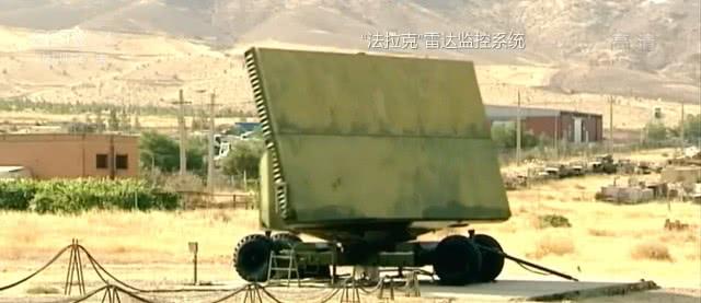 确保不受欺凌,伊朗成功仿制出一俄罗斯雷达,可对付隐身战机