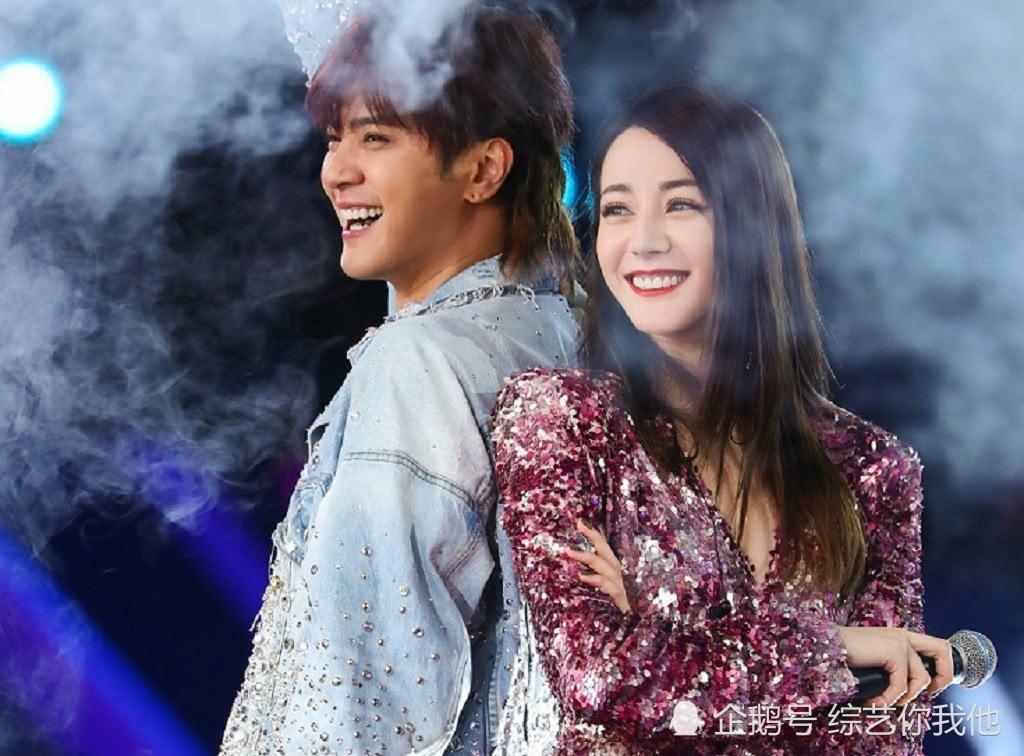 迪丽热巴新综艺又开录,这次合作蔡徐坤,麻花辫的热巴太可爱