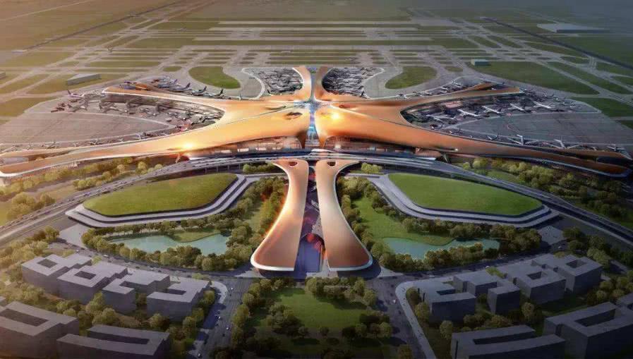 倒计时1天,全球最大机场即将正式运营,外媒:世界第七大奇迹