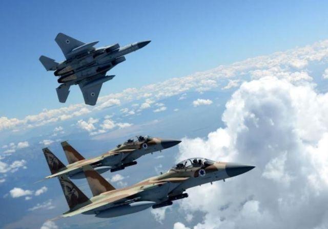 中东战事突然升级!8架F15战机越境空袭,炸死6名伊朗军官