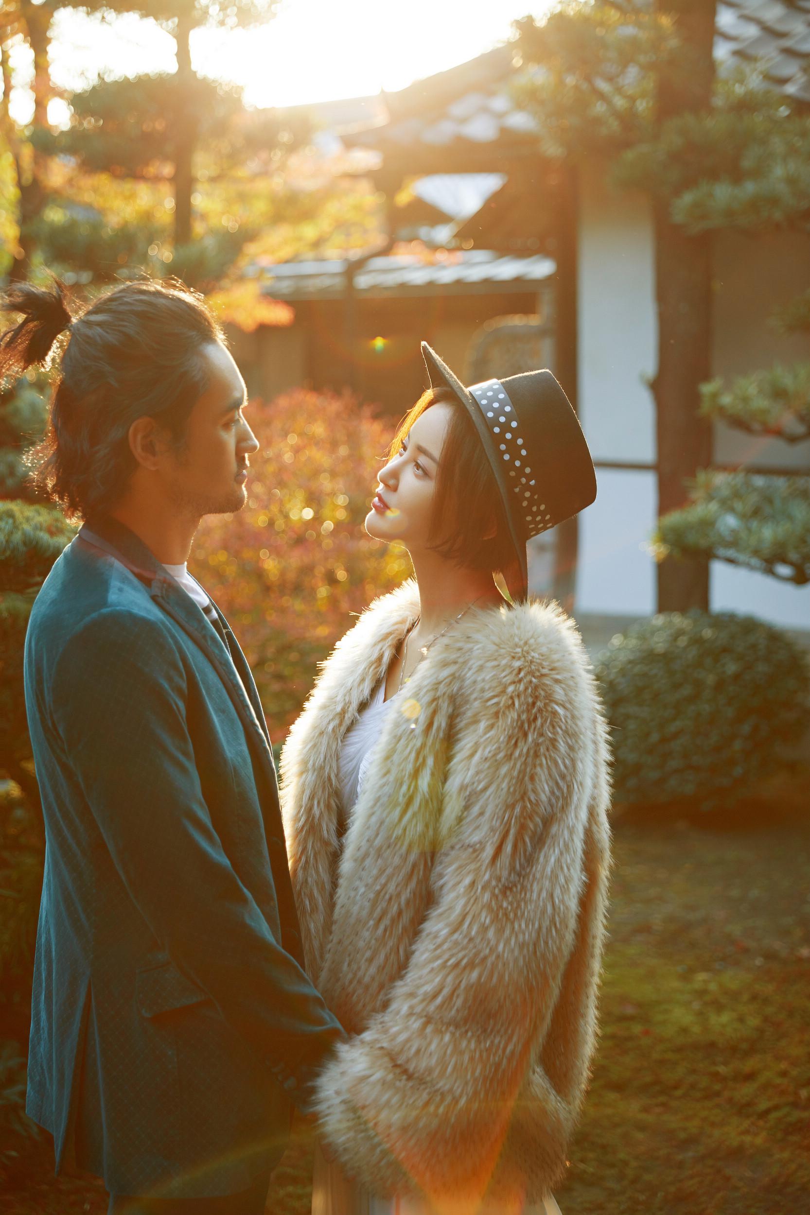 袁弘&张歆艺红心夫妇的神仙爱情,这组照片谁拍的