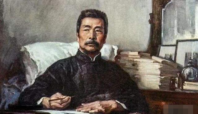 大文豪鲁迅去世后,他的后代子孙过得怎么样?还出了一着名演员!