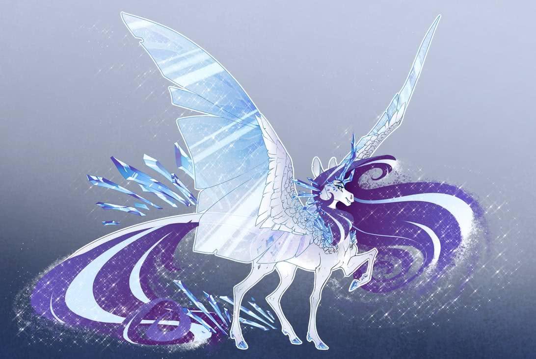 小马宝莉:同样是独角兽,为何紫悦能够进化天角兽,而珍奇却不行
