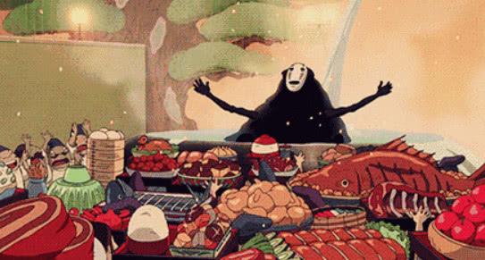 """当""""二次元""""遇上了吃货,百分百还原日漫美食,网友:看完好想吃"""