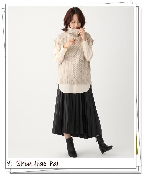 叠穿不是多穿几件!15种正确的秋冬季叠穿造型,你穿错了没