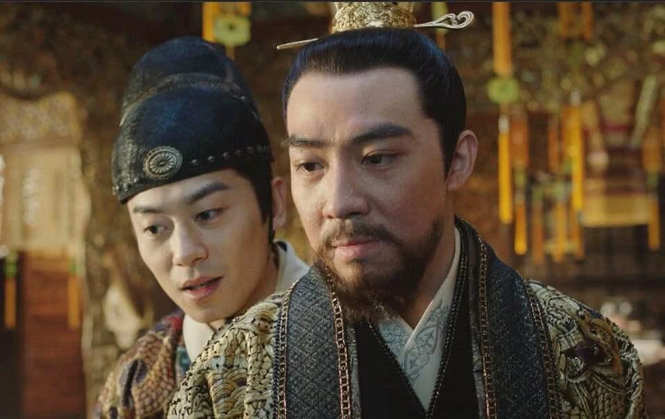 """<b>《大明风华》朱亚文角色被批""""太娘"""",他回应很刚!</b>"""