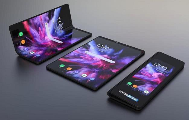 """三星、华为折叠手机即将来袭,""""堵截""""苹果能否成功?"""