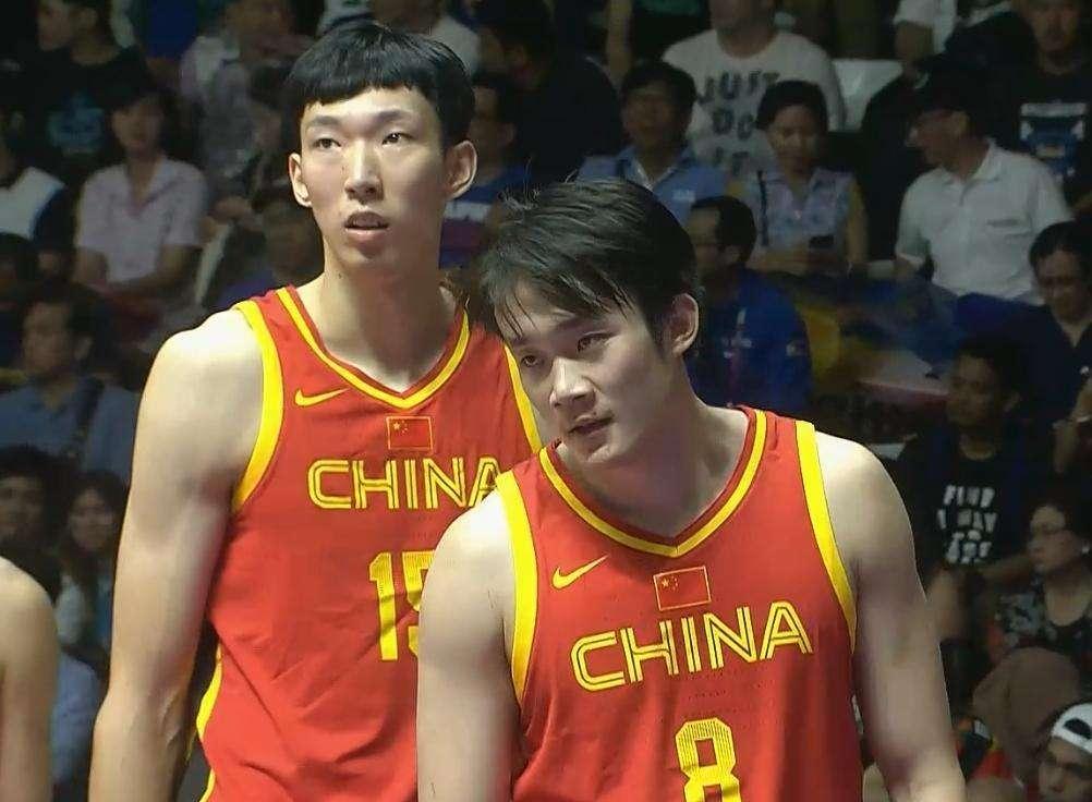 不仅美国队,中国男篮也有NBA级别球员离队,原因让人心痛