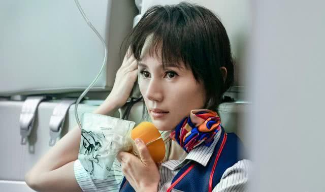 《中国机长》袁泉颜值太低看到她的古装照,美翻了!