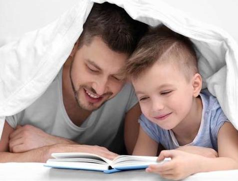 父母的陪伴,就是孩子最好的家庭教育