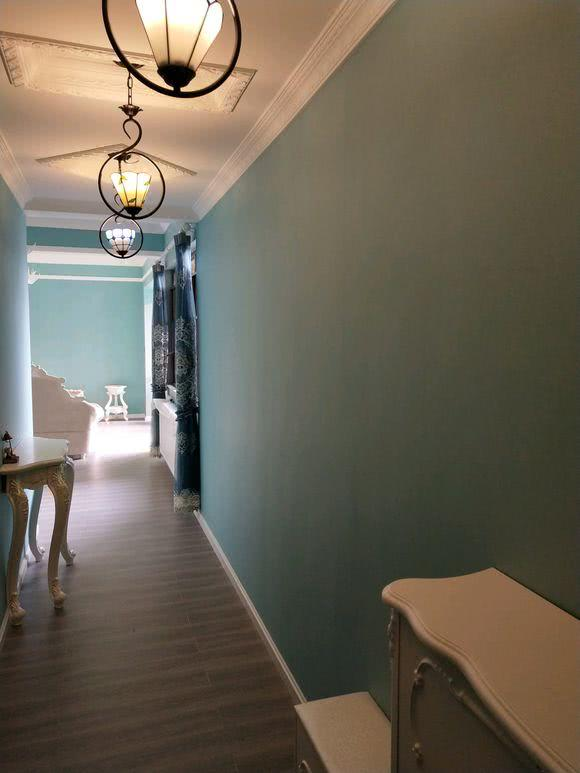 90平三种风格混搭新房,包家具花了9万不亏,配色大胆没槽点!