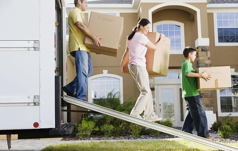 <b>如果有一天需要搬家时请您和孩子一起做准备</b>