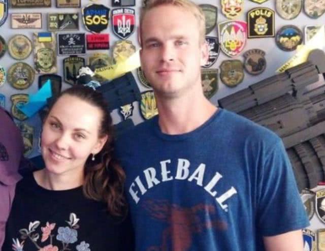 <b>美军大兵被开除后成乌克兰雇佣兵被视为大英雄,还娶当地女子为妻</b>
