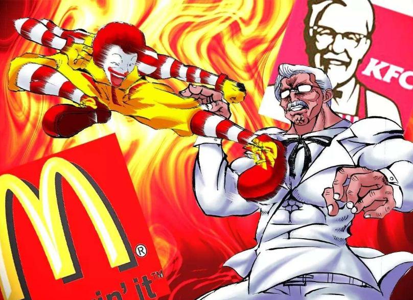 肯德基和麦当劳区别在哪?对比差距明显,网友:20多年白吃了!