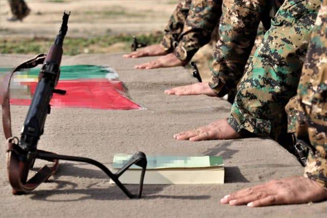 库尔德拒绝普京要求?兵强马壮已惹人不高兴,未来等着拉清单
