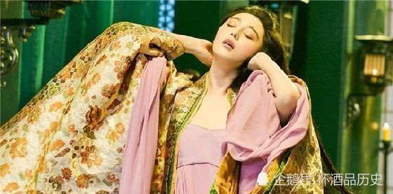 从寿王妃到杨贵妃,杨玉环的经历,才是爱情本来的模样