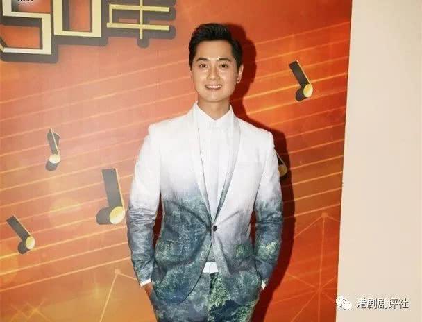 跟儿时偶像同台演唱歌曲 TVB小生直言圆梦了