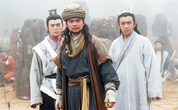 不是所有结义兄弟都能陪你出生入死,乔峰就是典型的例子,太可惜
