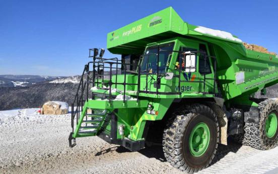 全球最牛的电动矿山车,宣称无需充电,却被自己请来的车手打脸!