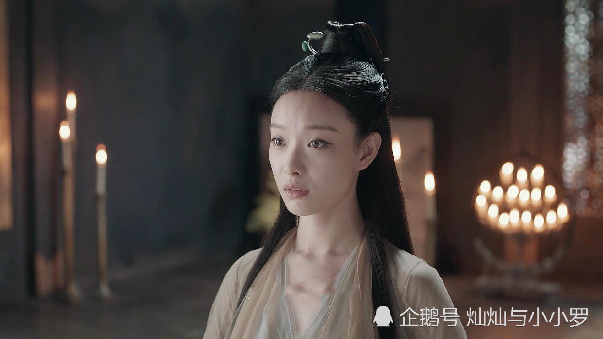 三生三世宸汐缘:同样是下凡,灵汐变村姑九宸变村夫,她却更美了
