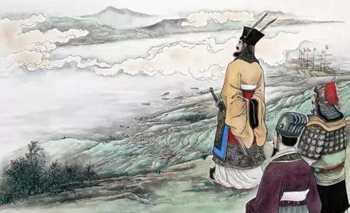 肝肠寸断、我见犹怜,桓温灭成汉的战争,一去一回产生了两个成语