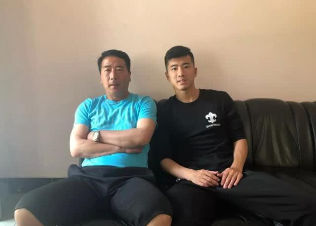 中国足坛又一位星二代强势崛起!如今已经在中超豪门站稳脚跟