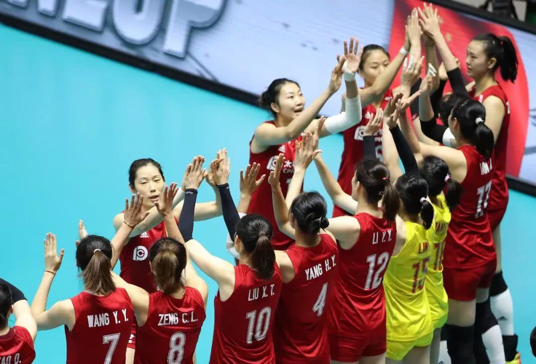 中国女排,六连胜!