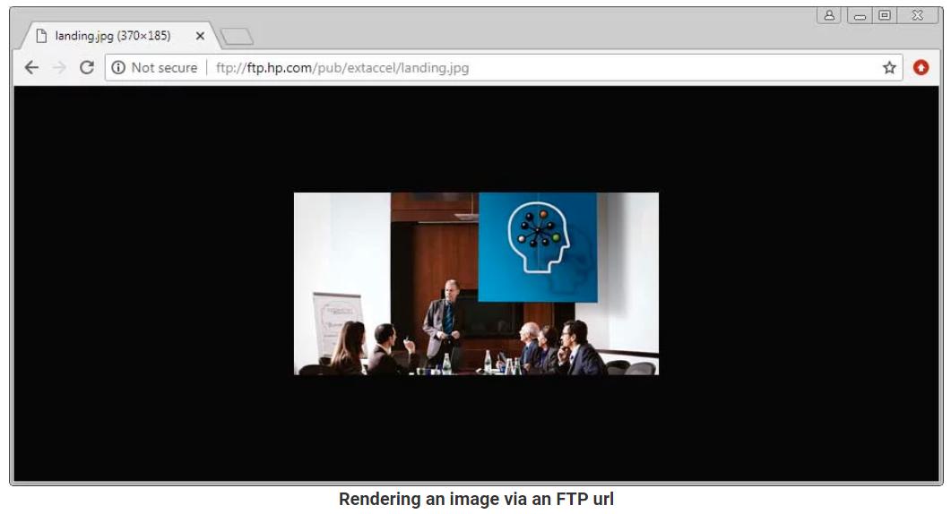 加载图片的变化预示着Google朝完全抛弃FTP的