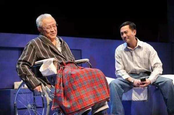效力TVB15年演技出色却始终未能演男一 现与妻子转战舞台剧