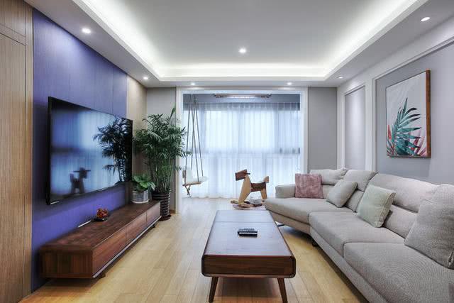 朋友家刚装好的新房,时下最受欢迎北欧风,最喜欢他们家的阳台