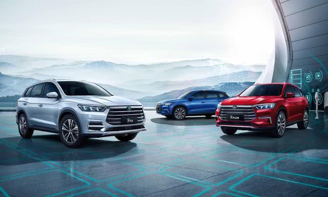 比亚迪宋Pro正式上市,十万级SUV市场又添一员猛将