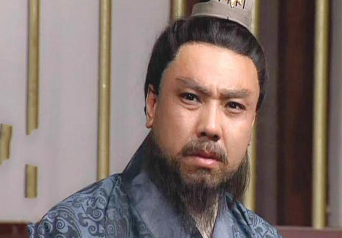 刘备败走白帝城时,诸葛亮说:如果此人在,不至于大败!