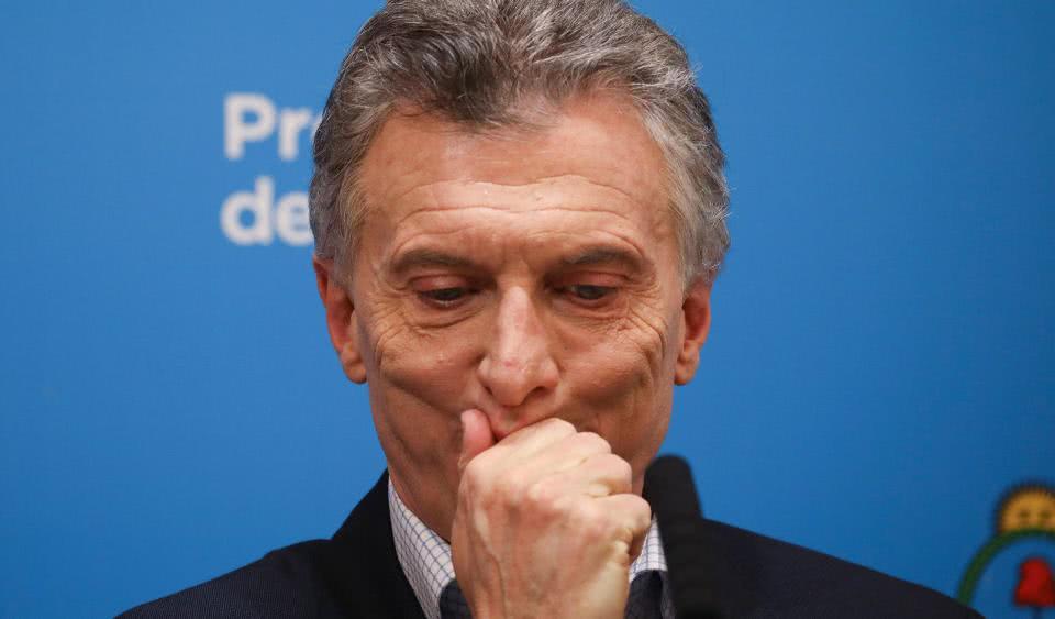 """阿根廷初选结果""""爆冷"""",将成下一个委内瑞拉?"""