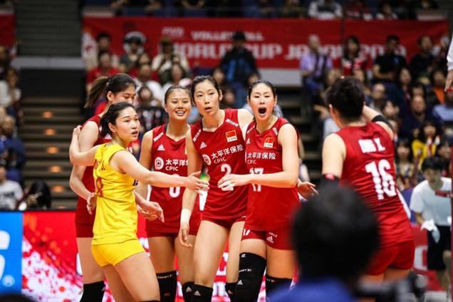 """郎导""""声嘶力竭""""说了句话,中国女排连输两局之后,拒绝输球"""