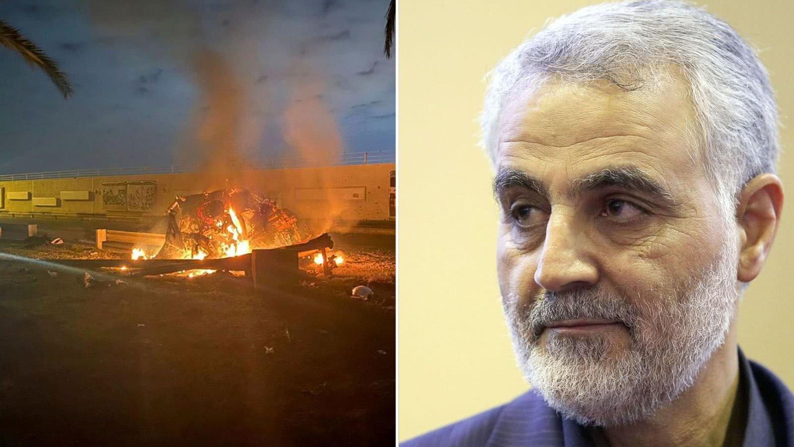 为苏莱曼尼报仇!伊朗警告美国血债血偿,毁灭性报复即将打响