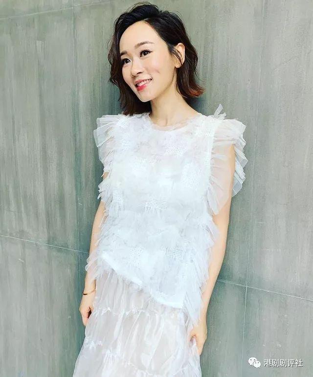 41岁TVB花旦宣布怀二胎年中与圈外男友秘密结婚
