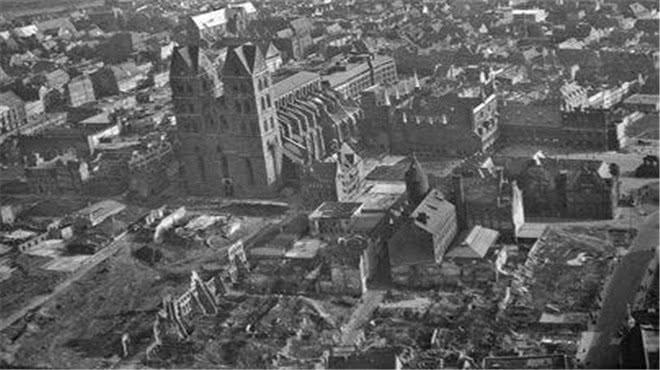 二战后德国损失人口达1600万,存在的这一问题更是创历史新低