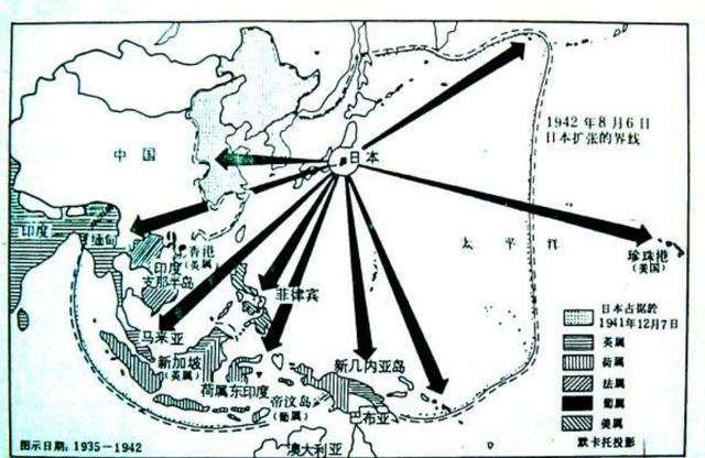 二战时目中无人的日本,为什么不入侵印度呢?