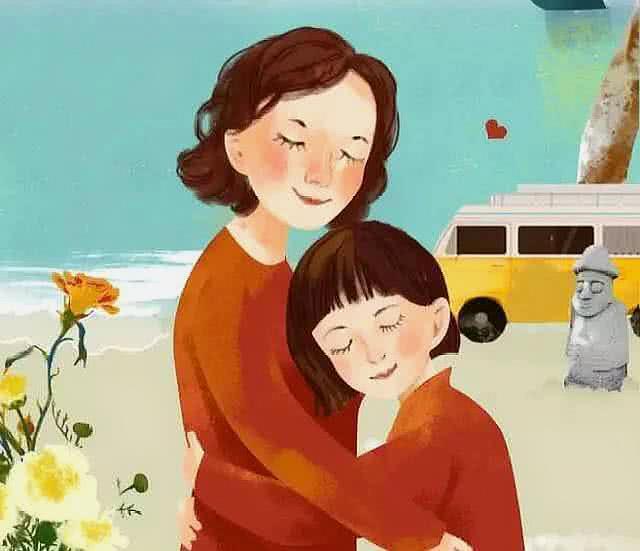 组诗:回到母亲身边