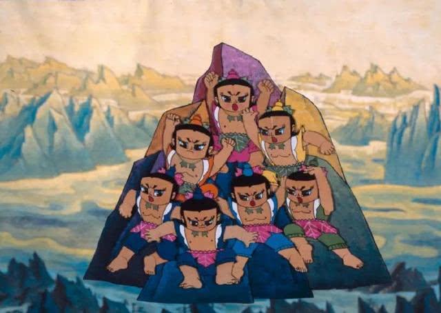 葫芦兄弟要拍真人电影,名叫葫芦兄弟2,网友吐槽:难道还有1