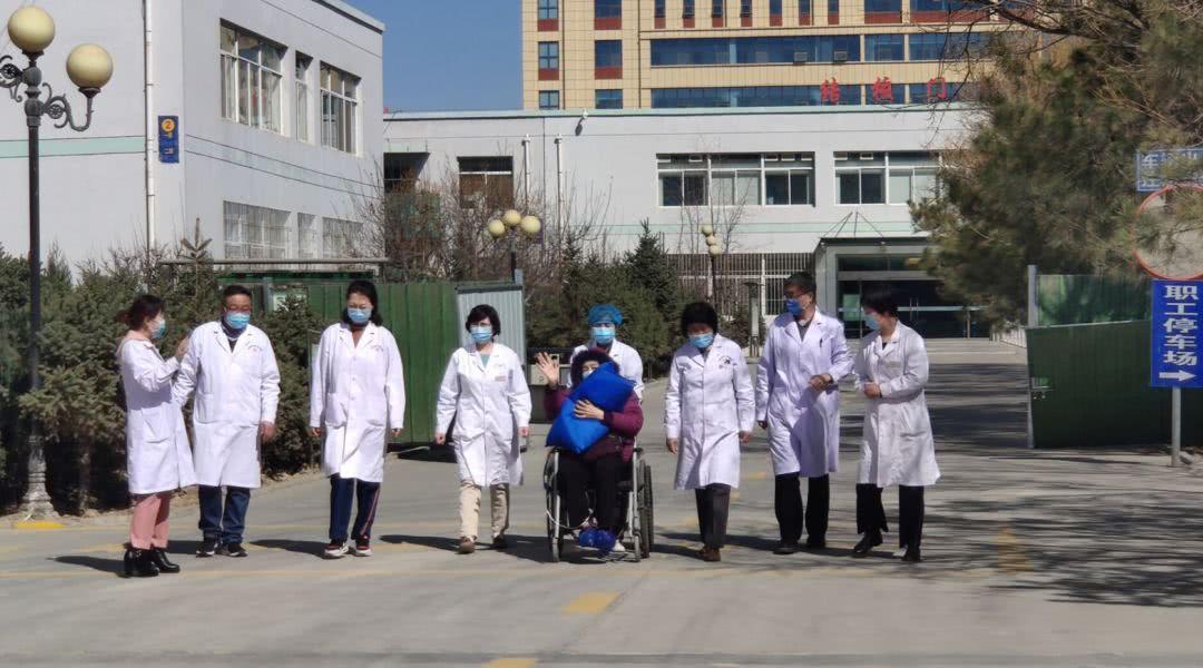 <b>宁夏首例插管治疗危重症患者出院,清零倒计时!</b>
