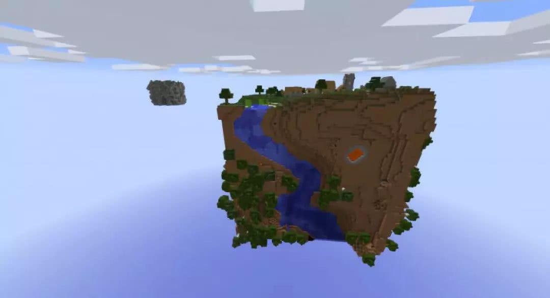 当《我的世界》变成正方形世界会怎样 九成玩家表示玩不来