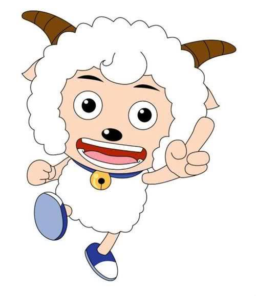 青青草原中的小羊都有刘海,却只有村长没有,你知道为啥吗?