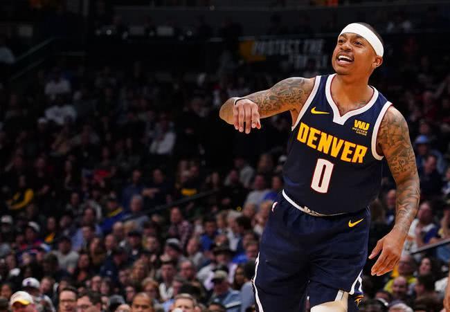 地表最强175再伤,两年只打44场比赛,他在NBA混不下去了