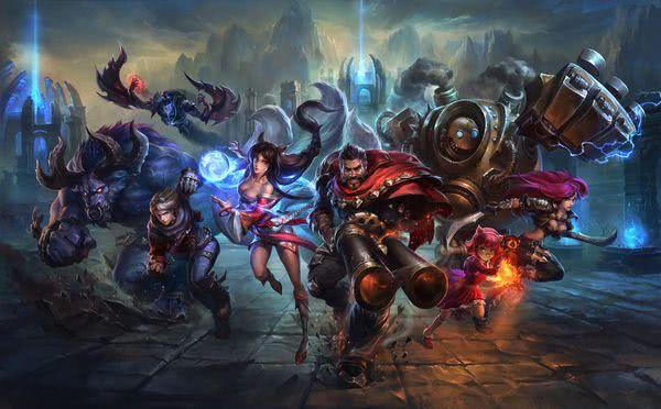 《英雄联盟》目前全球每天仍然有800万玩家同时在线