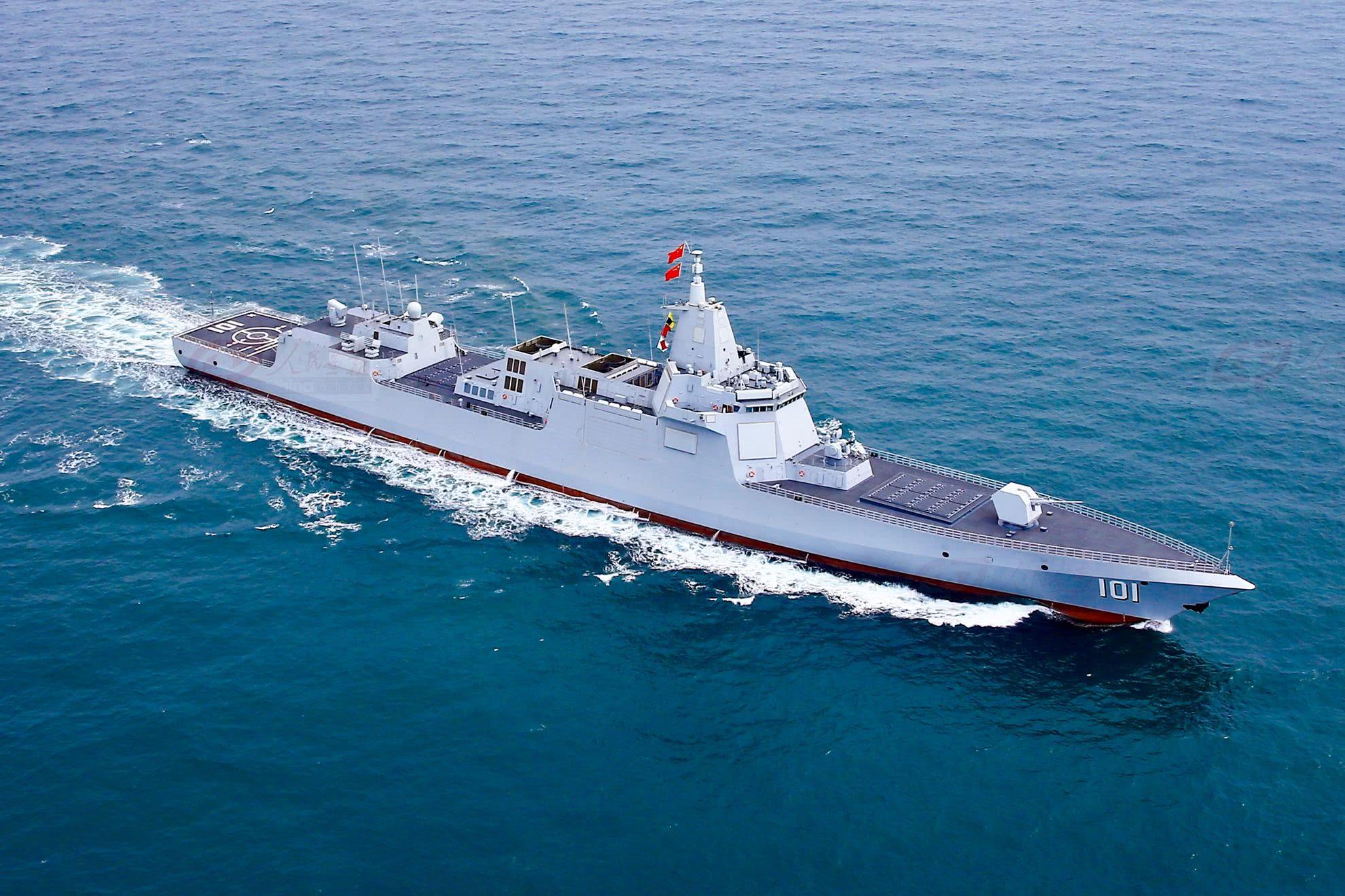 """日本万吨舰将服役,与055争夺""""亚洲最强"""",韩国网友:这也能比?"""